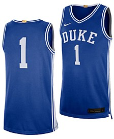 Men's Duke Blue Devils Limited Basketball Road Jersey