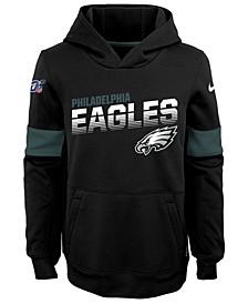 Big Boys Philadelphia Eagles Therma Hoodie