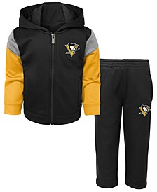 Baby Pittsburgh Penguins Blocker Pant Set