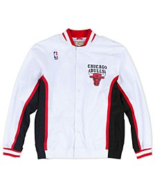 Men's Chicago Bulls Authentic Warm Up Jacket