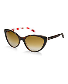 Dolce & Gabbana Polarized Sunglasses, DG4181P