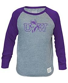 Women's Washington Huskies Cropped Crew Sweatshirt