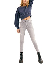 Ivy Midrise Skinny Jeans