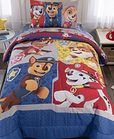 Paw Patrol Twin 4-Piece Bed in a Bag