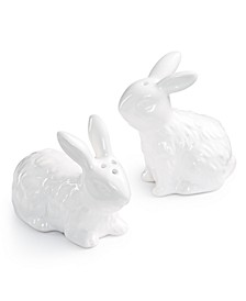 Bunny Salt & Pepper Shakers, Created for Macy's