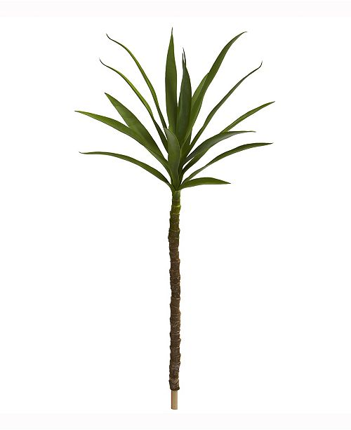 Nearly Natural 46in. Yucca Head Artificial Plant Set of 2
