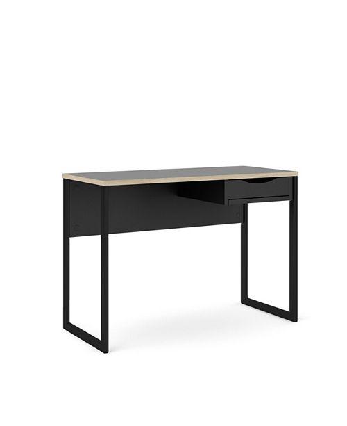 Tvilum Wells Metal Leg Desk