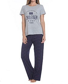 Women's Logo Lounge Set, Online Only