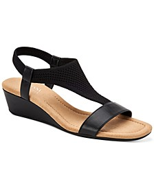 Women's Step 'N Flex Vacanzaa Wedge Sandals, Created for Macy's