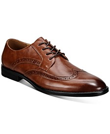 Men's Leyden Wingtip Oxfords, Created for Macy's