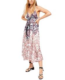 Sun-Bleached Maxi Dress