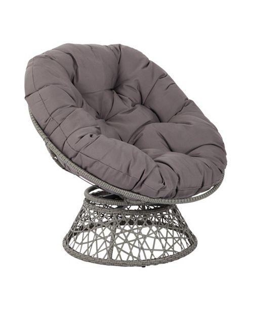 Office Star Papasan Accent Chair