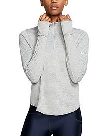 Nike Women's Element Sphere Half-Zip Running Top