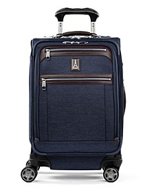 "Platinum Elite  Limited Edition 20"" Business Plus Carry-On Luggage"
