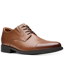 Men's Whiddon Cap-Toe Oxfords