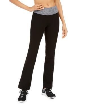 Performance Yoga Full Length Pants