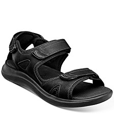 Men's Rio Vista Three Strap River Sandals