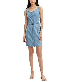 Alisha Denim Dress
