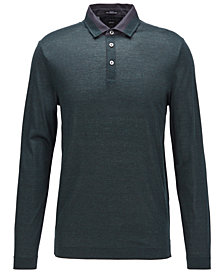 BOSS Men's T-Paxton Slim-Fit Polo Shirt