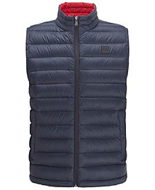 BOSS Men's Chroma Packable Down Gilet Vest