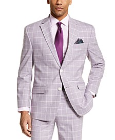 Men's Classic-Fit Suit Separate Jackets