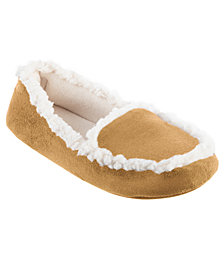Isotoner Signature Women's Alex Moccasin Slippers