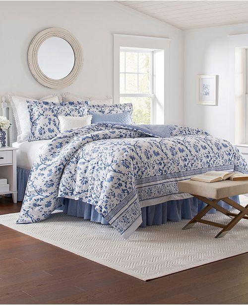 Laura Ashley Veronique Comforter Set