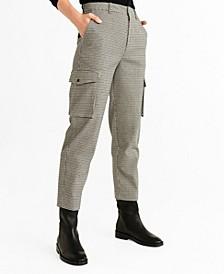 Check Cargo Pants