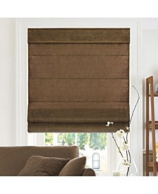 Cordless Roman Shades, Soft Fabric Window Blind