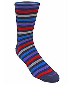 Men's Stripe Dress Sock