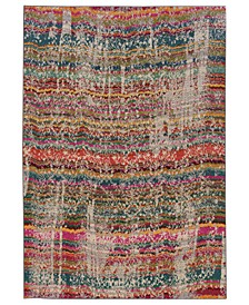 Rugs, Kaleidoscope 5992F Streaked Stripes