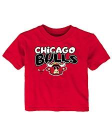 Baby Chicago Bulls Basic Logo T-Shirt