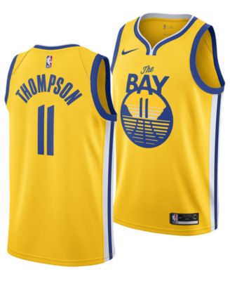 klay thompson jersey number