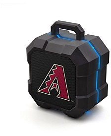 Prime Brands Arizona Diamondbacks Shockbox LED Speaker