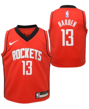 Nike Baby James Harden Houston Rockets NIcon Replica Jersey