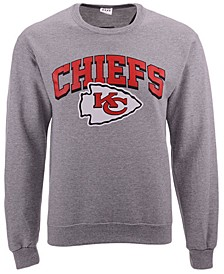 Men's Kansas City Chiefs Classic Crew Sweatshirt