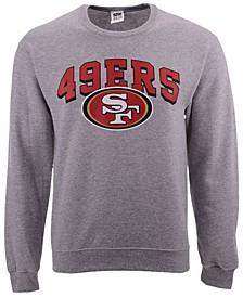 Men's San Francisco 49ers Classic Crew Sweatshirt