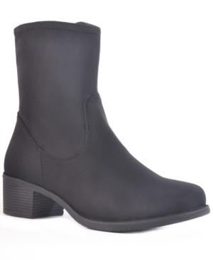 Manhattan Waterproof Women's Mid-Height Nylon Boot Women's Shoes