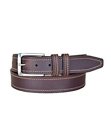 Men's Wrigley Oil Tanned Harness Leather Casual Jean Belt