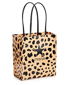 Camel Leopard Logo Lunch Bag, Created for Macy's