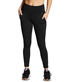 Women's Phys Ed Jogger Full Length Leggings