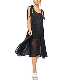 Lou Lou Utility Midi Dress