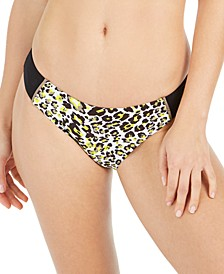 Into the Wild Printed Hipster Bikini Bottoms