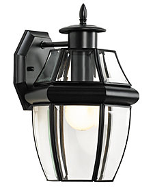 Sea Gull Outdoor Lighting, One Light Lancaster Wall Lantern