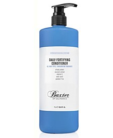 Daily Fortifying Conditioner, 33.8-oz.