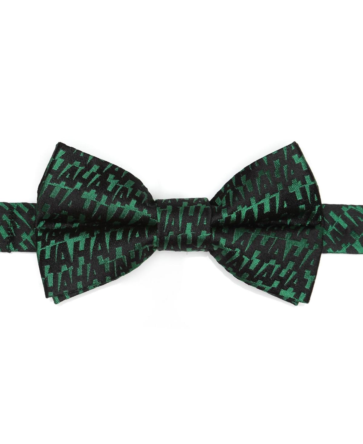 Dc Comics Joker Ha Ha Boy's Bow Tie