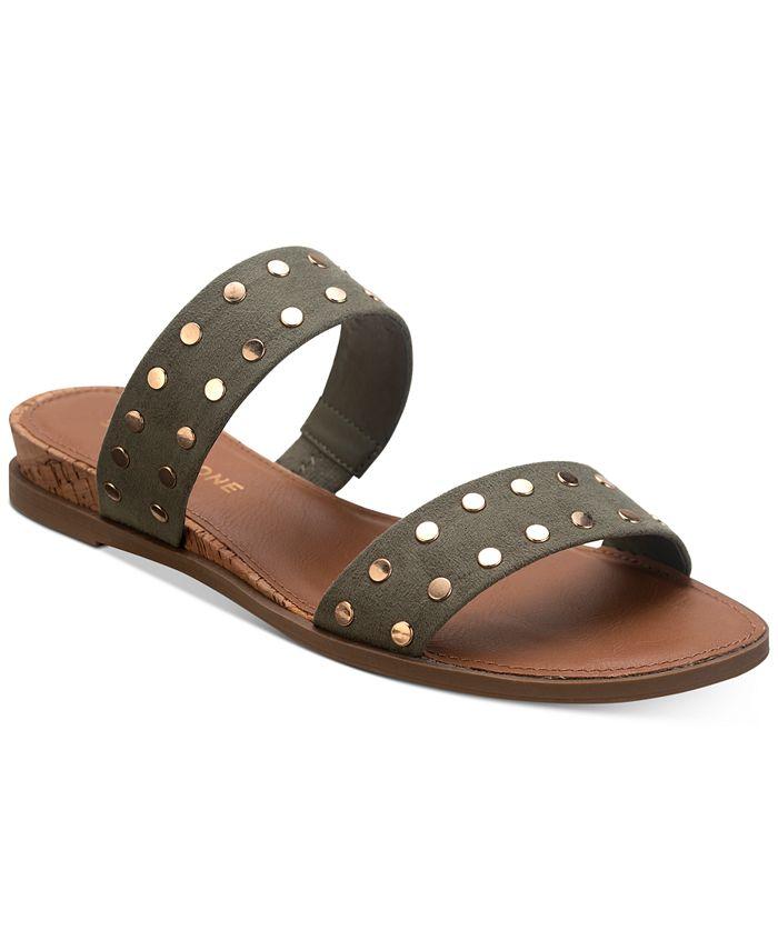 Sun + Stone - Easten Slide Sandals