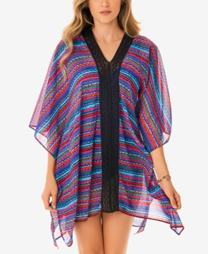 Miraclesuit Carnivale Caftan Swim Cover-Up Women's Swimsuit