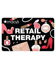 Retail Therapy E-Gift Card