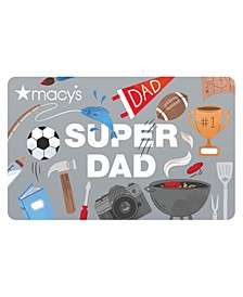 Super Dad E-Gift Card
